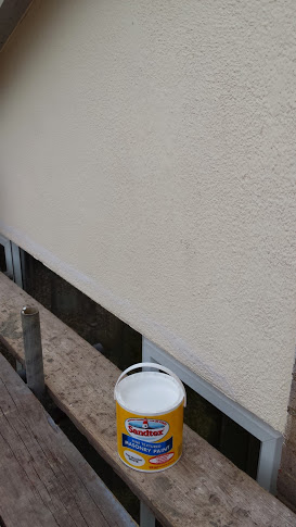 Sandtex Masonry Paint Any Way To Stay At Home