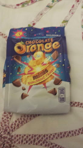 Terry's Chocolate Orange Exploding Candy Minis