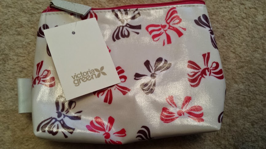 Victoria Green Everyday Make-Up Bag