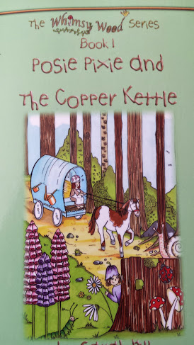 Whimsy Wood Book 1 Posie Pixie and the Copper Kettle