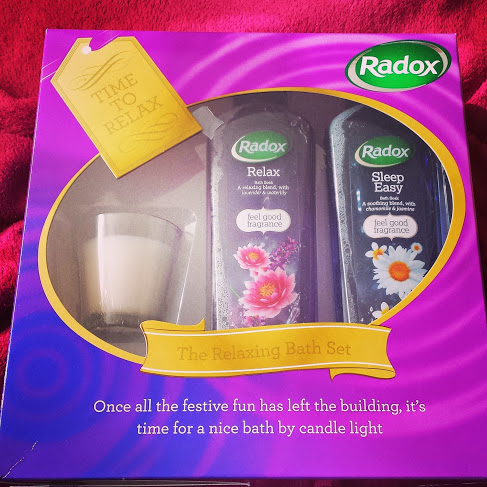 Radox Relaxing Bath Set - Any Way To Stay At Home