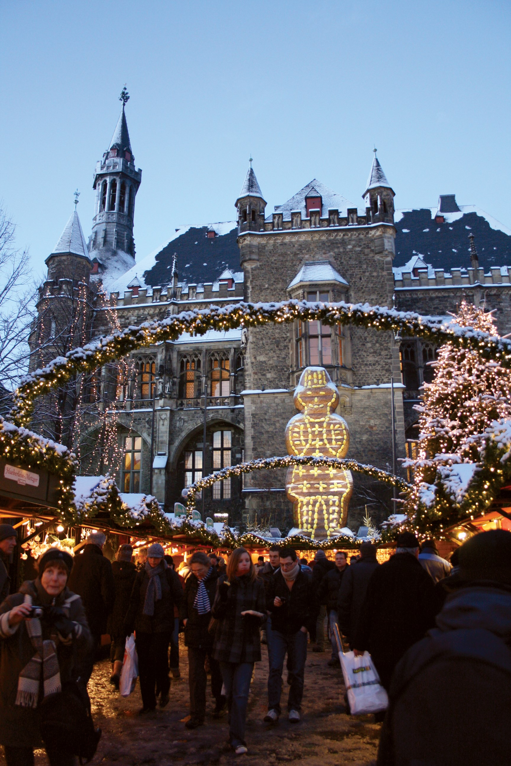 Christmas Markets with Leger Holidays - Any Way To Stay At ...