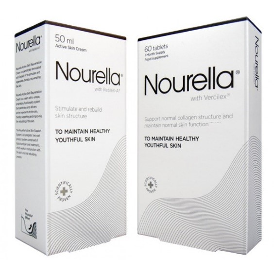 Win a Three Month Supply of Nourella