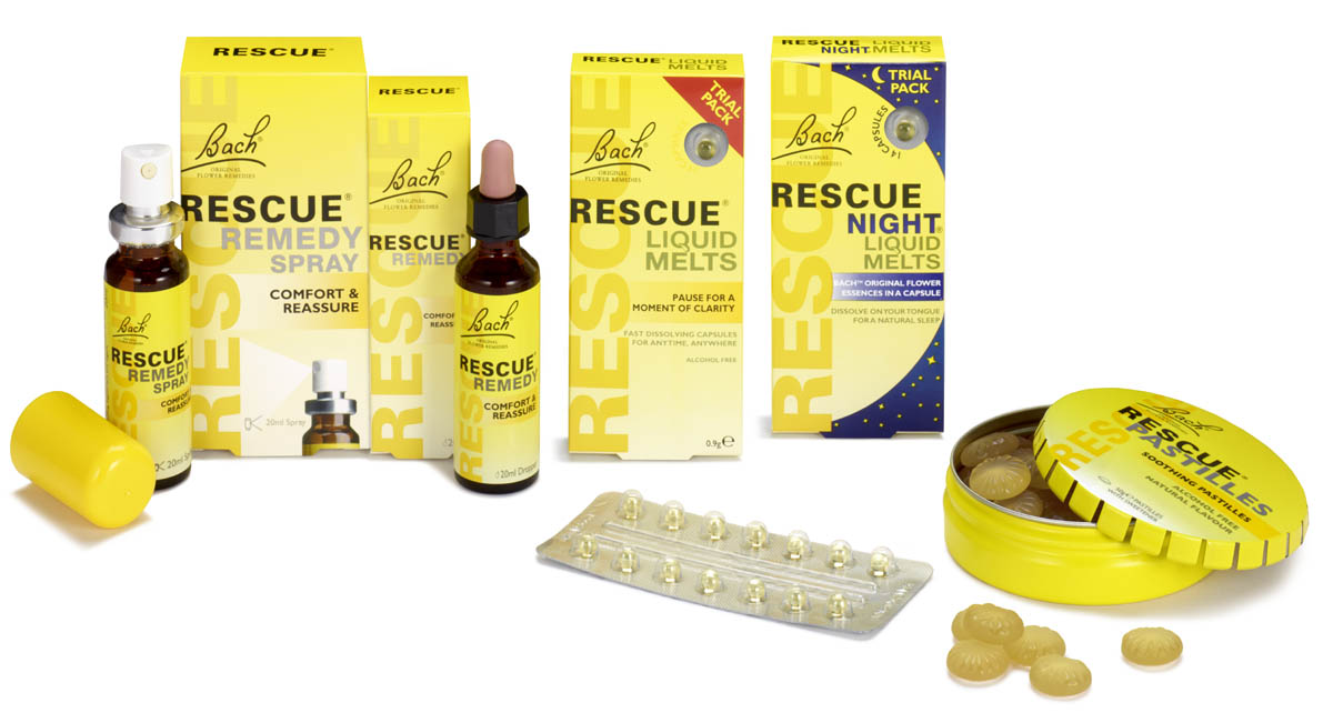 Win a Rescue Remedy Selection