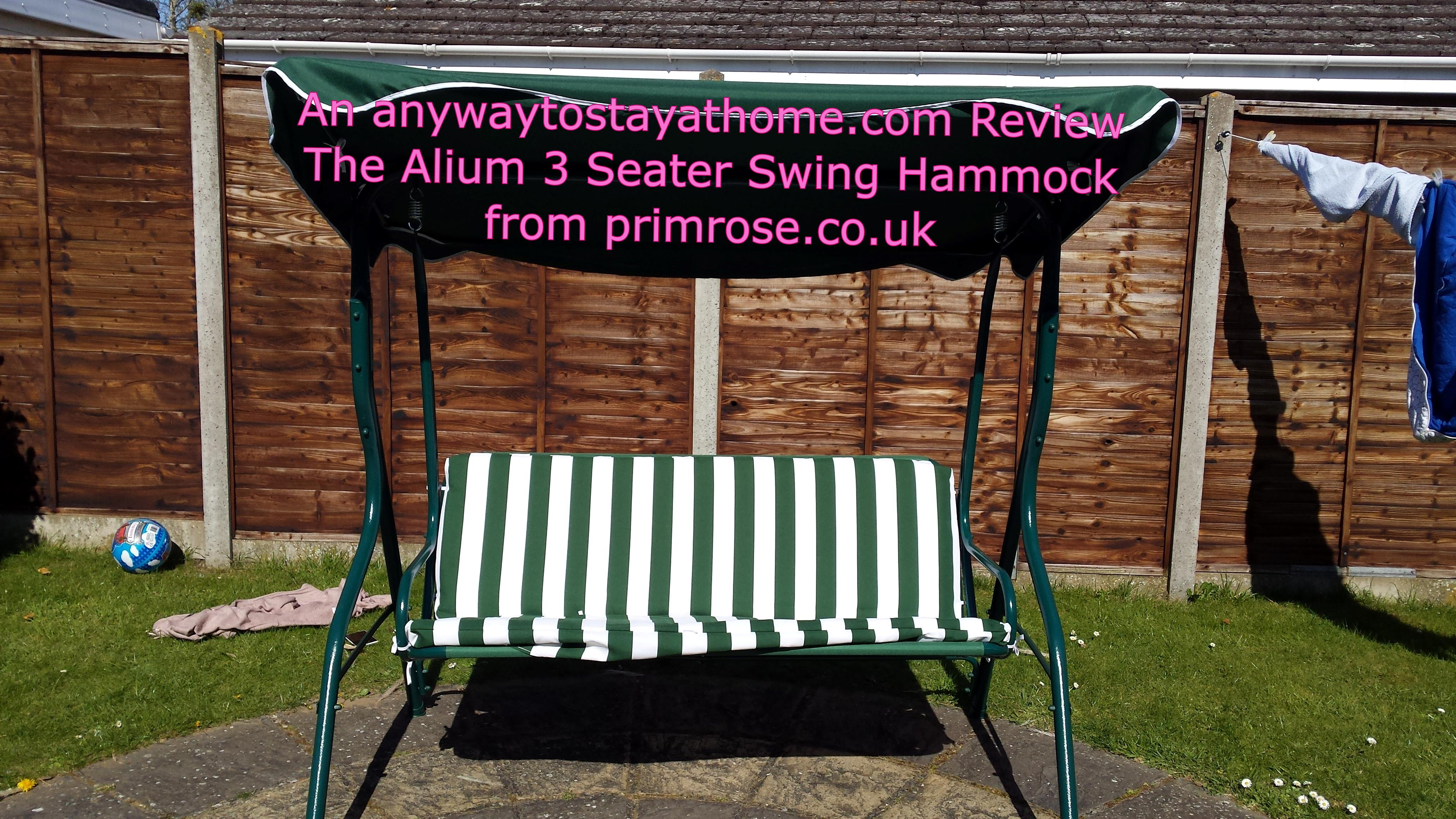 Swing chair review